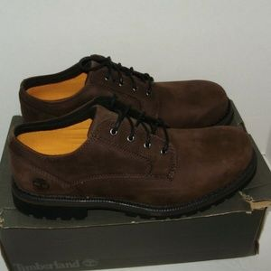 Timberland Mens Shoes Size 9M Hartwick Oxford PM83